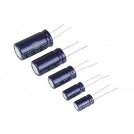 Condensateur Chimique 50V