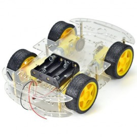 ROBOT 4 ROUES