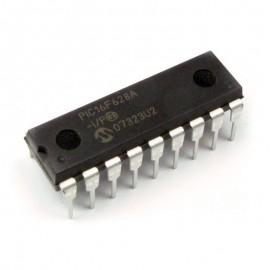PIC16F628A-I/P Flash 18-pin...