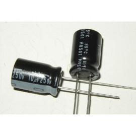 Condensateur Chimique 250V