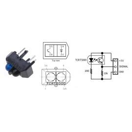 TCRT5000 capteur