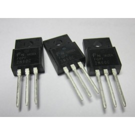2N60 2A, 600V N-CHANNEL MOSFET