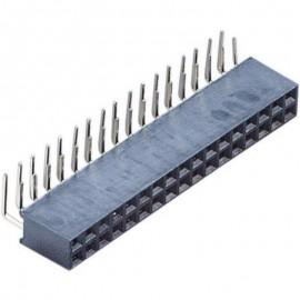 Barrette secable 2X40PIN...
