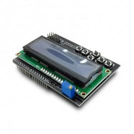 Arduino 1602 LCD Keypad Shield