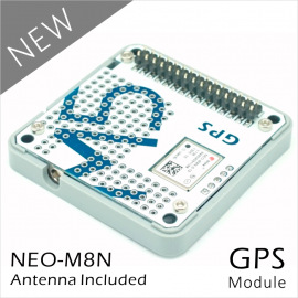 M5Stack GPS Module with...