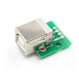 Adaptateur USB B vers DIP