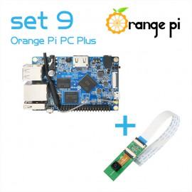 Ensemble Orange Pi Kit PC...