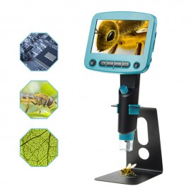 "Microscope Digital ajustable LCD 4.3"" HD 5.0MP 800X"
