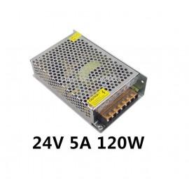 Alimentation 24V 5A 120W