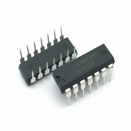 CD4093 Quad 2-input NAND...