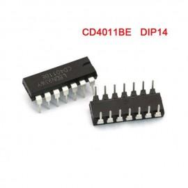 CD4011 Quad 2-input NAND Gate