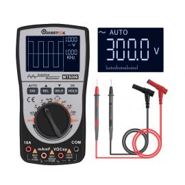 Multimètre et oscilloscope...