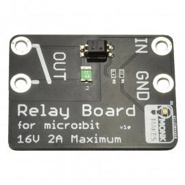 Carte relais pour micro:bit