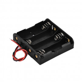 Support batterie 4XAA 4 pile