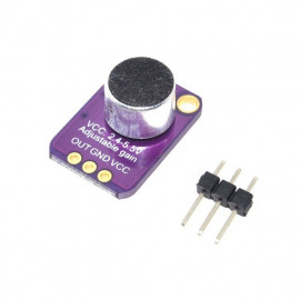 Micro Electret Amplifier-...