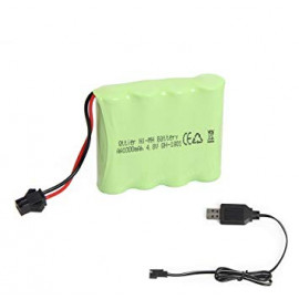 Batterie Ni-Mh 4.8V 1200mAh