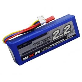 Batterie lipo 2200mAh 3S 1.5C
