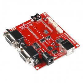GPS EVALUATION BOARD GPS-08334