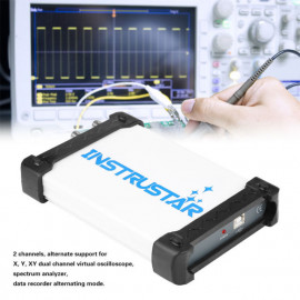 Oscilloscope USB 2CH 20MHZ...