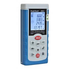 Télémètre laser Peaktech-2801