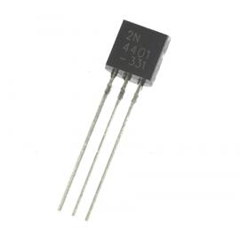 2N4401 NPN General-Purpose Amplifier