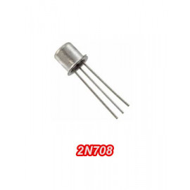 2N708 Transistor Unipolaire