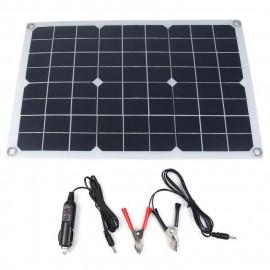 Panneau solaire 50w 12v