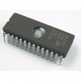 27C512 512 Kbit (64K x8) UV...