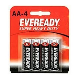PILE EVEREADY AA 1215 BP4
