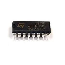L293D Circuit intégré...