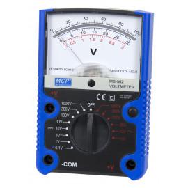 Voltmetre analogique MS-502