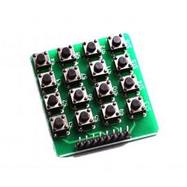Clavier rigide 16 boutons