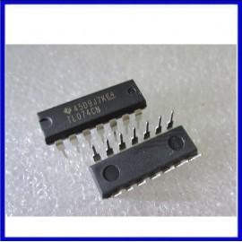 TL074CN Amplificateurs...
