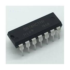 74HC11 triple 3-input AND gate