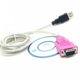 CABLE USB VERS RS232 PRO