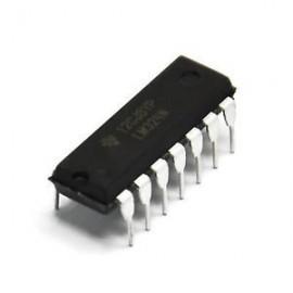 LM324N Low Power Quad Op Amp