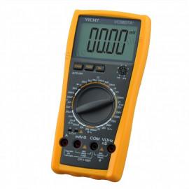 Multimètre VICHY VC9807+