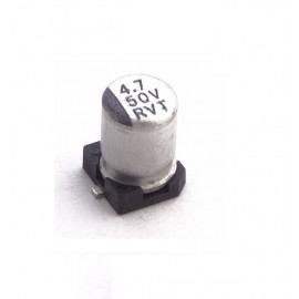 Condensateur CMS 4.7μF 50V