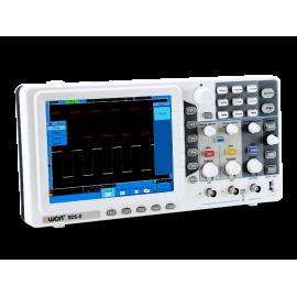 Oscilloscope numérique 2 voies 100MHZ