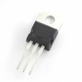 7805 5V 1A Positive Regulator
