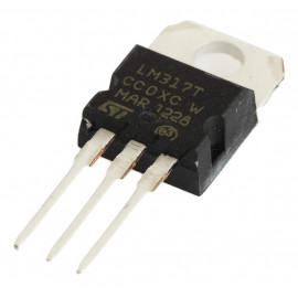 LM317T TO220 THREE TERMINAL...
