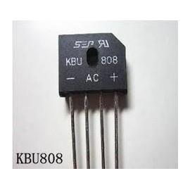 KBU808 PONT DIODE 8A 800V