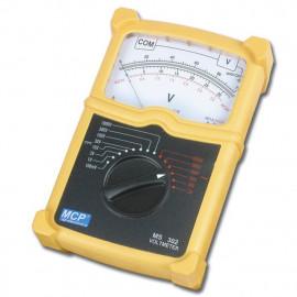 Voltmètre analogique MS-302