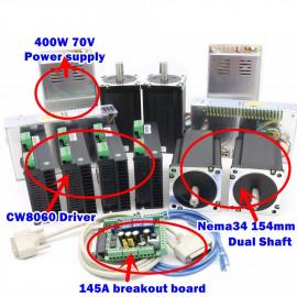 Kit CNC 4 axes