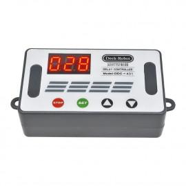 Module timer contrôleur de retard 12V pour moteur d'incubation V2