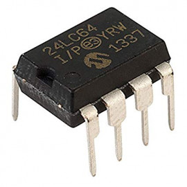 24LC64 64k Microchip Serial EEPROM