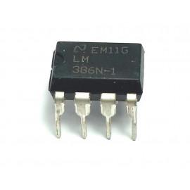 LM386N Low Voltage Audio...