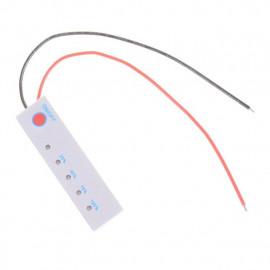 Indicateur pour batterie Lipo 3S 11.4V