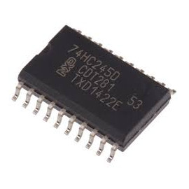 74HC245 octal bus Transceiver with 3-state