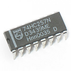 74HC257 CMOS-Input Level Translator